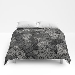 Heavy iron / 3D render of hundreds of heavy weight plates Comforters