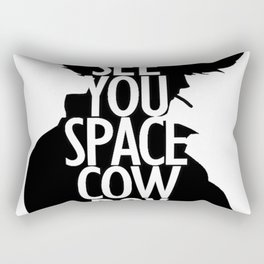 Cowbow Bebop - See You Space Cowboy 2 Rectangular Pillow