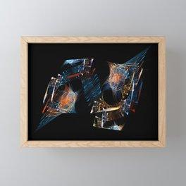 Escapade Framed Mini Art Print