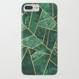 Deep Emerald iPhone Case