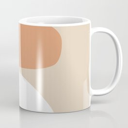 Abstract Shape Series - Stacking Stones Coffee Mug