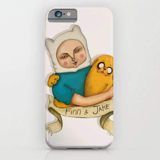 Adventures time! iPhone & iPod Case