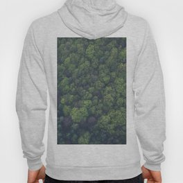 green-trees Hoody