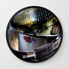 Eye Yai Yai Wall Clock
