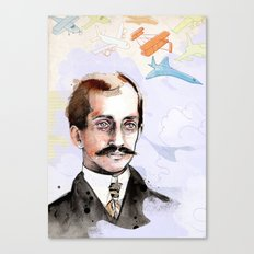 Orville Canvas Print