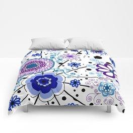 Ka-BLUE-ie! Comforters