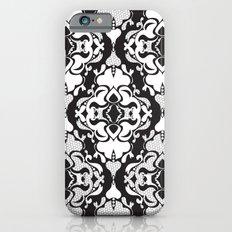 Lace Damask iPhone 6s Slim Case