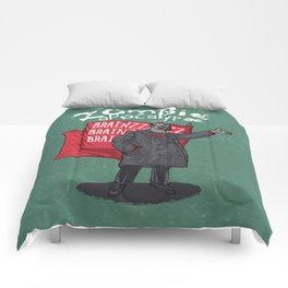 Zombie Lenin Comforters
