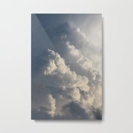 The Heavens Metal Print