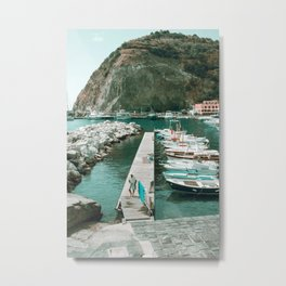 Sant'Angelo view Metal Print