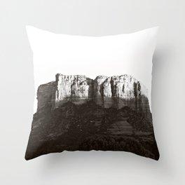 Sedona Solitude Throw Pillow