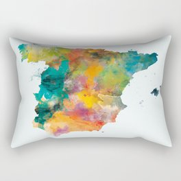 Spain Rectangular Pillow