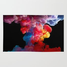 Esplosione di colori Rug