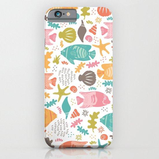 Retro Fish iPhone & iPod Case