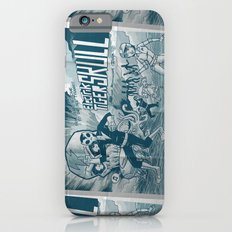 ELECTRIC TIGER SKULL! Slim Case iPhone 6s