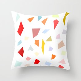 slappy texture Throw Pillow