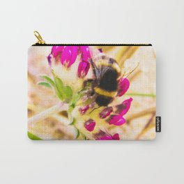 bumble been on a dune flower Carry-All Pouch
