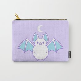 Cute Pastel Bat Carry-All Pouch