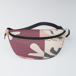 Finding Matisse pt.2 #society6 #abstract #art Fanny Pack