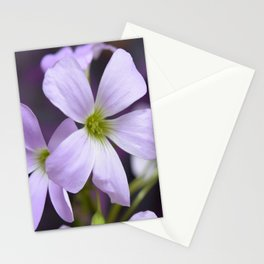 Lavender Petals No.2   Nadia Bonello Stationery Cards