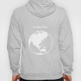 Funny Flat Earth Sarcasm T Shirt Hoody