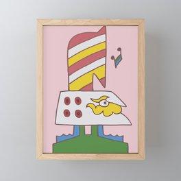 1984 Vintage Canadian Poster Reproduction - Festival du Vieux-Port 1984 - Wall Art - Vintage Vittori Framed Mini Art Print