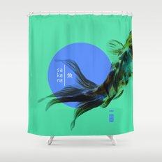 SAKANA Shower Curtain
