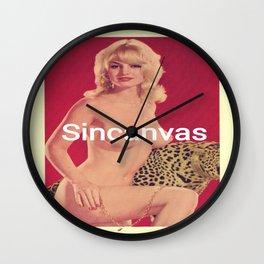 Sincanvas Wall Clock