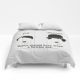 Evil/Hilarious Comforters