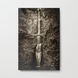 Multnomah Falls Metal Print