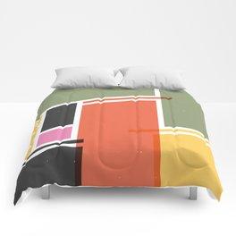 SECRET CYCLING FLAG - VOIGT Comforters