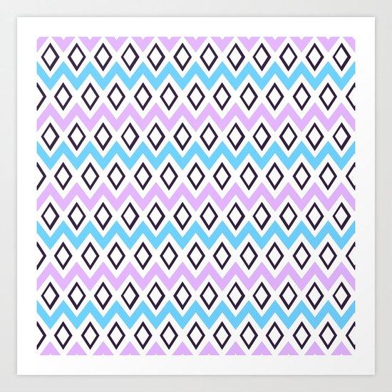 Jager Ruby; Art Print