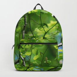 Bird in Garden Backpack