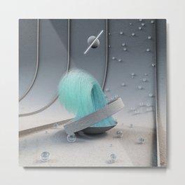 #Pinball #Splash - 20160812 Metal Print