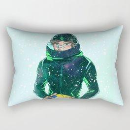 Oikawa Frostbite Rectangular Pillow