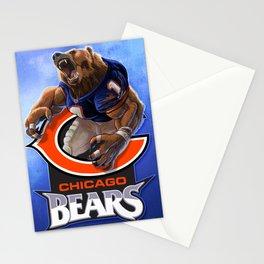 Chicago WereBear Stationery Cards