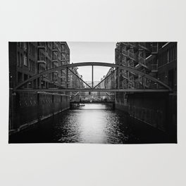 City Of Bridges Rug
