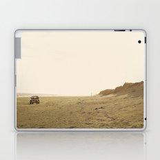 Montauk Beach Jeep Laptop & iPad Skin