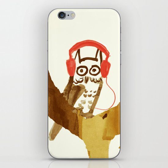 Forest Beats iPhone & iPod Skin