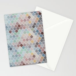 Shades of Spring Stationery Cards