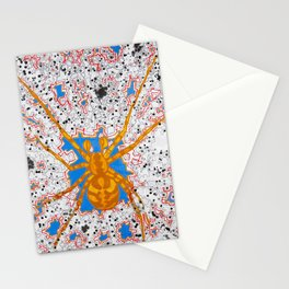 Creator Spider Stationery Cards