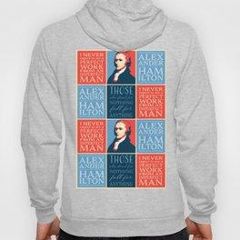 Alexander Hamilton Quotes Hoody