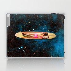 Pleiadian Surfer Laptop & iPad Skin