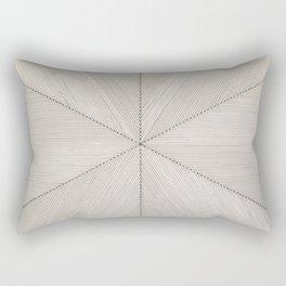 arte óptico 9 Rectangular Pillow