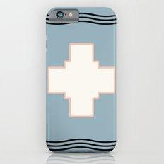 Cross tribal wave Slim Case iPhone 6s