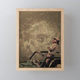 Skyward Framed Mini Art Print