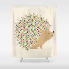 Proud To Be Me Shower Curtain