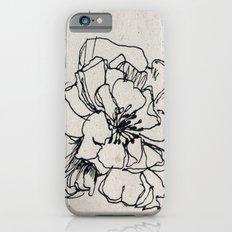 Flower Hairpin Slim Case iPhone 6s