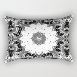 Star Symmetry Rectangular Pillow