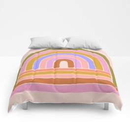 rainbow : of the heart Comforters